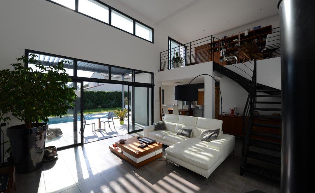 Maison intérieur 1 - Bm Ingenierie