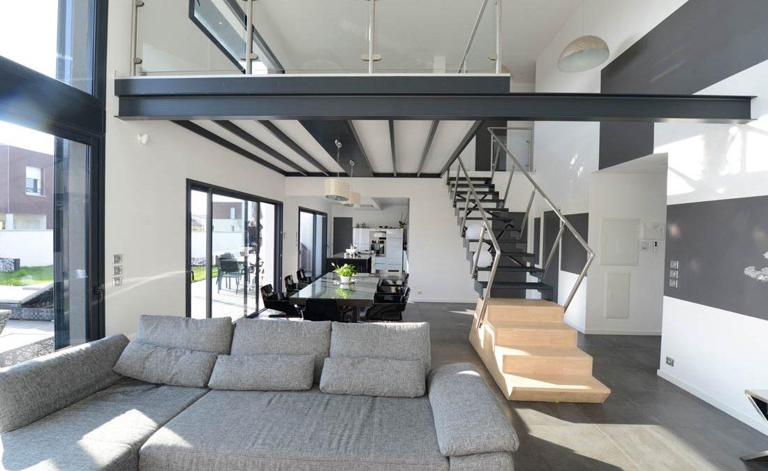 Maison intérieur 2 - Bm Ingenierie
