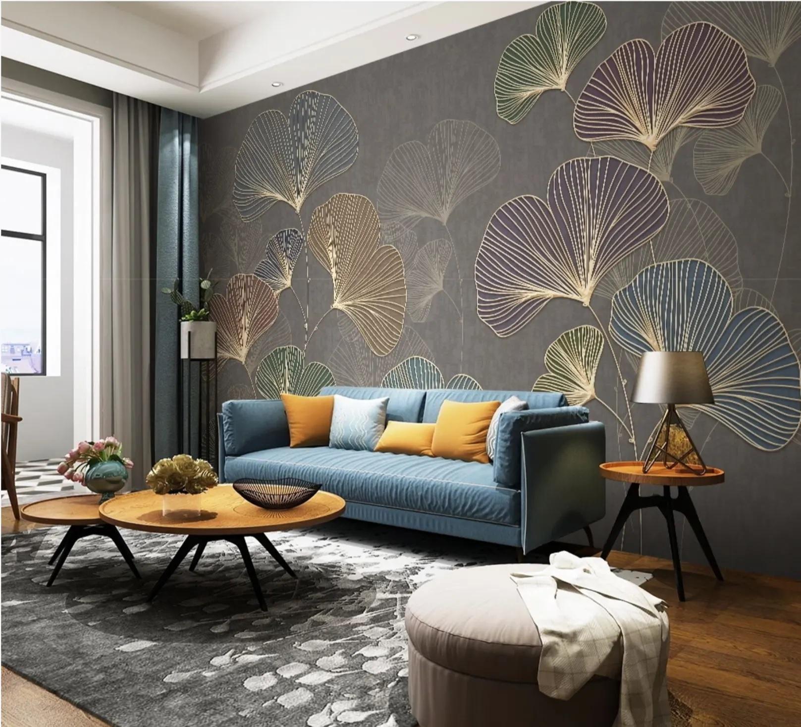 papier peint Mural concept